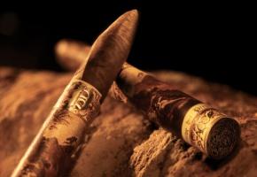 Cigar Review – Don CervantesPresidente